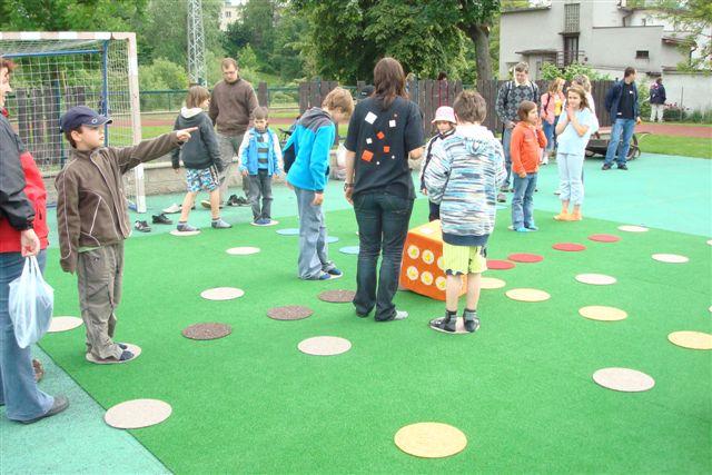 Dětský den Křižná 2009
